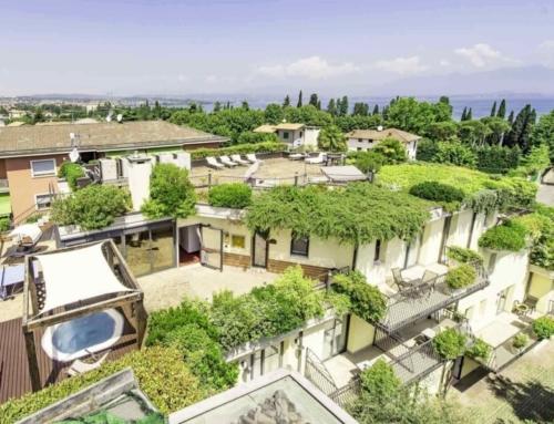 Admiral Hotel Villa Erme Desenzano 3 ***sup.